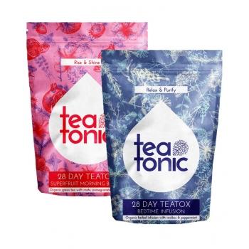 Teatonic - Superfruit Skinny Teatox 28J 1