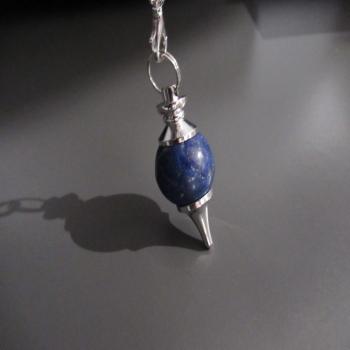 Pendule Tera en Lapis Lazuli