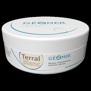 Terral Blanc - Pot 250 ml - Masque à l'argile