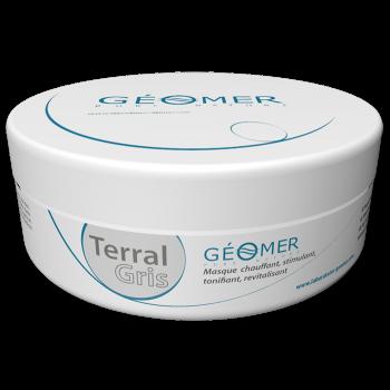 Terral Gris - Pot 100 ml - Masque à l'argile
