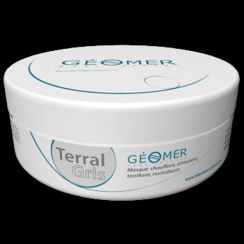 Terral Gris - Pot 250 ml - Masque à l'argile