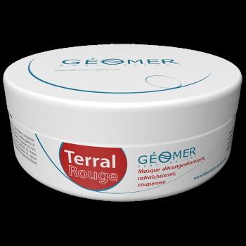 Terral Rouge - Pot 100 ml - Masque à l'argile