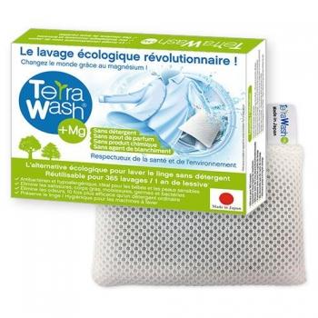 Terra Wash + Mg : alternative écologique et économique à votre lessive