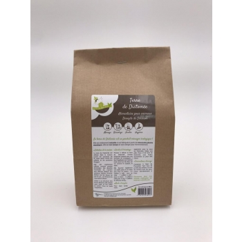 Eco-conseils - Terre de diatomée alimentaire 1Kg- (pour animaux) Protecteur et insecticide