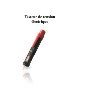 testeur de tension électrique