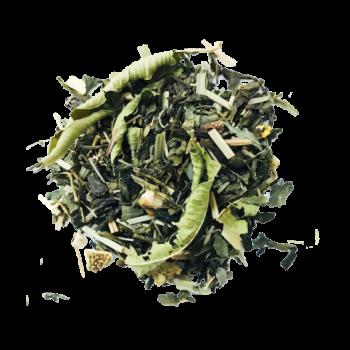 Thé vert Mangue Menthe Bio