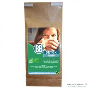 BB Thé Vert detox bio 100g