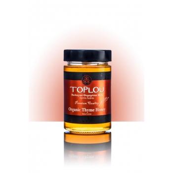 Miel BIO de Thym de TOPLOU - 250g