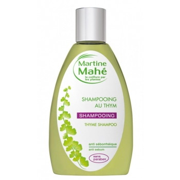 Shampooing au Thym – Cheveux gras