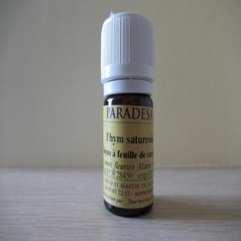 huile essentielle BIO thym satureoides 10 ml