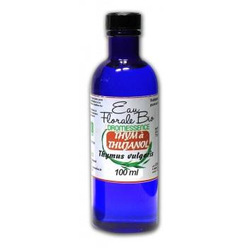 Hydrolat ( ou eau florale) Thym à Thujanol 100 ml