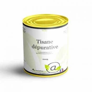 Tisane dépurative 100g
