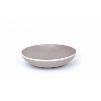 Assiette à servir pure gris 28cm