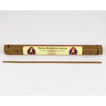 "Encens traditionnel Tibetain ""Tibetan Meditation Incense"" 37 bâtonnets - Méditation"
