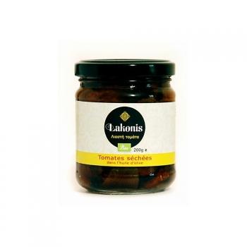 Tomates séchées BIO à l'huile d'olive 200g