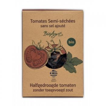 Tomates semi séchées BIO 150g