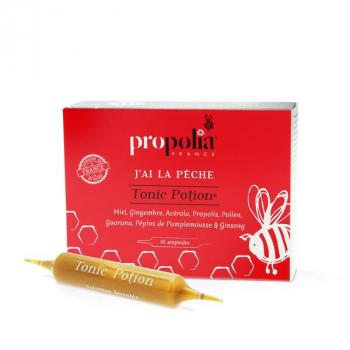 Tonic Potion® - Propolia - Boite de 10 ampoules