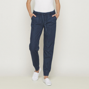 Jeans Tranquillo en coton bio Jogger Romy