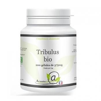 Tribulus bio 200 gélules de 375mg