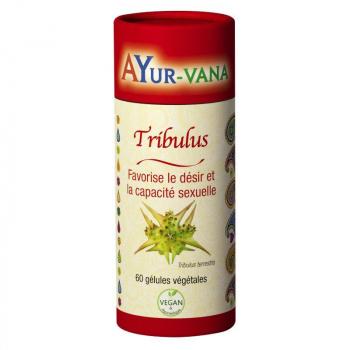 Tribulus 60 gélules Ayur-Vana