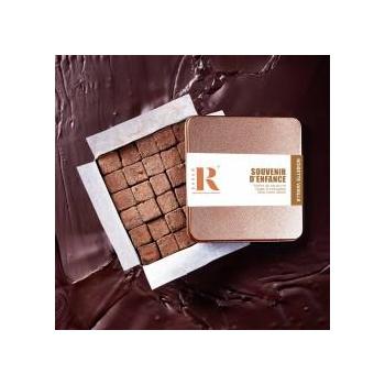 Truffes de cacao cru bio- Vanillle Noisettes