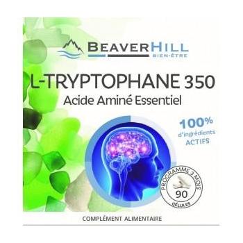 L-TRYPTOPHANE 300 - 90 gélules / Programme pour 3 mois