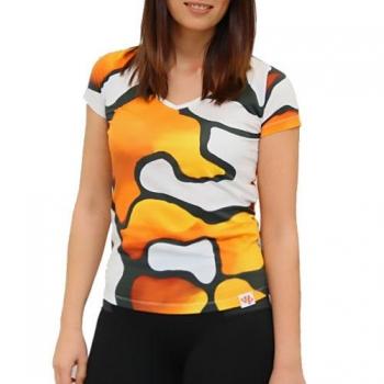 Tshirt_Femme_Amphiprion_mannequin