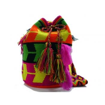 Mochila Wayuu Tucano