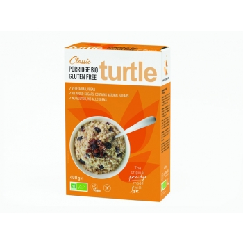 Turtle Porridge Bio Classic Glutenfree