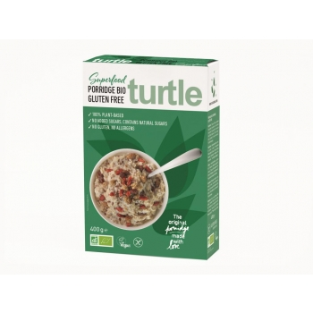 Turtle Porridge Bio Superfood Glutenfree