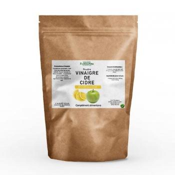 Vinaigre de cidre enrichi en citron 100g