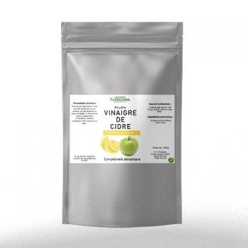 Vinaigre de cidre enrichi en citron 500g