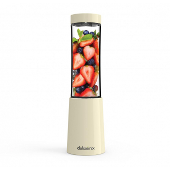 DETOXIMIX mini white blender mixeur mini - smoothie maker
