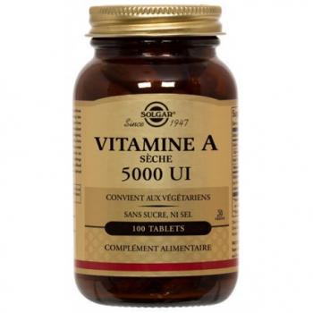 vitamine-a-seche-5000-ui-solgar