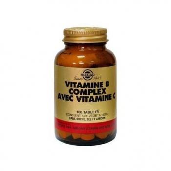 vitamine-b-complex-avec-vitamine-c-solgar