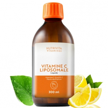 Vitamine C liposomale Quali®-C - 300 ml
