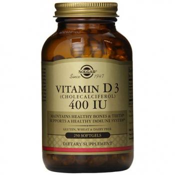 vitamine-d3-400-ui-solgar
