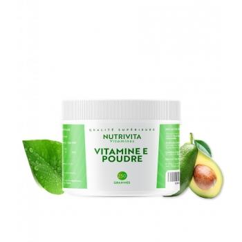 Vitamine E pure poudre - 250g