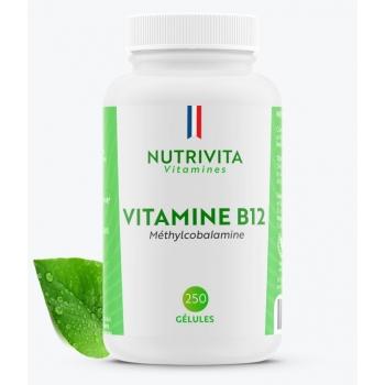 Vitamine B12 250g - 250 gélules