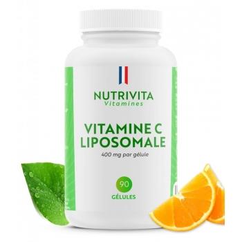 Vitamine C liposomale - pot de 90 gélules