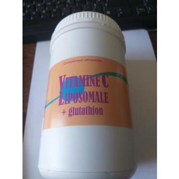 Vitamine  C liposomale 8 mois 750 gélules 8 mois  ( 3 par jour )