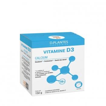 Vitamine D3 Calcium - D.Plantes