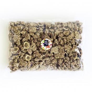Muesli croustillant banane vanille - sac vrac de 2 kg