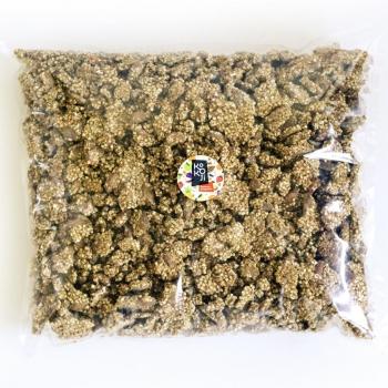 Muesli croustillant pomme cannelle - sac vrac de 5 kg