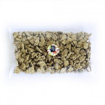 Muesli croustillant Yellow Detox (granola) - Vrac 1 kg - sans gluten
