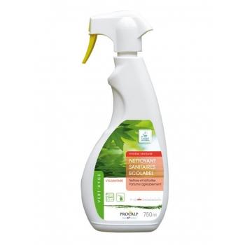 Nettoyant sanitaires Vert'hyge pulvérisateur - 750 ml -