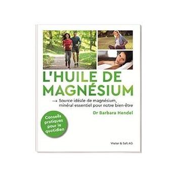 """Livre """"L'huile de magnésium"""""""