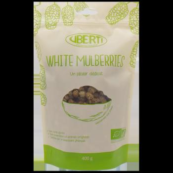 Mulberries (morus alba) bio 400g