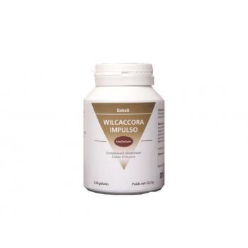 GRIFFE DU CHAT PURE - 120 gélules d'extraits secs pures