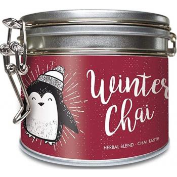 Thé de noël (noir) - Chai d'hiver - boite 100 g